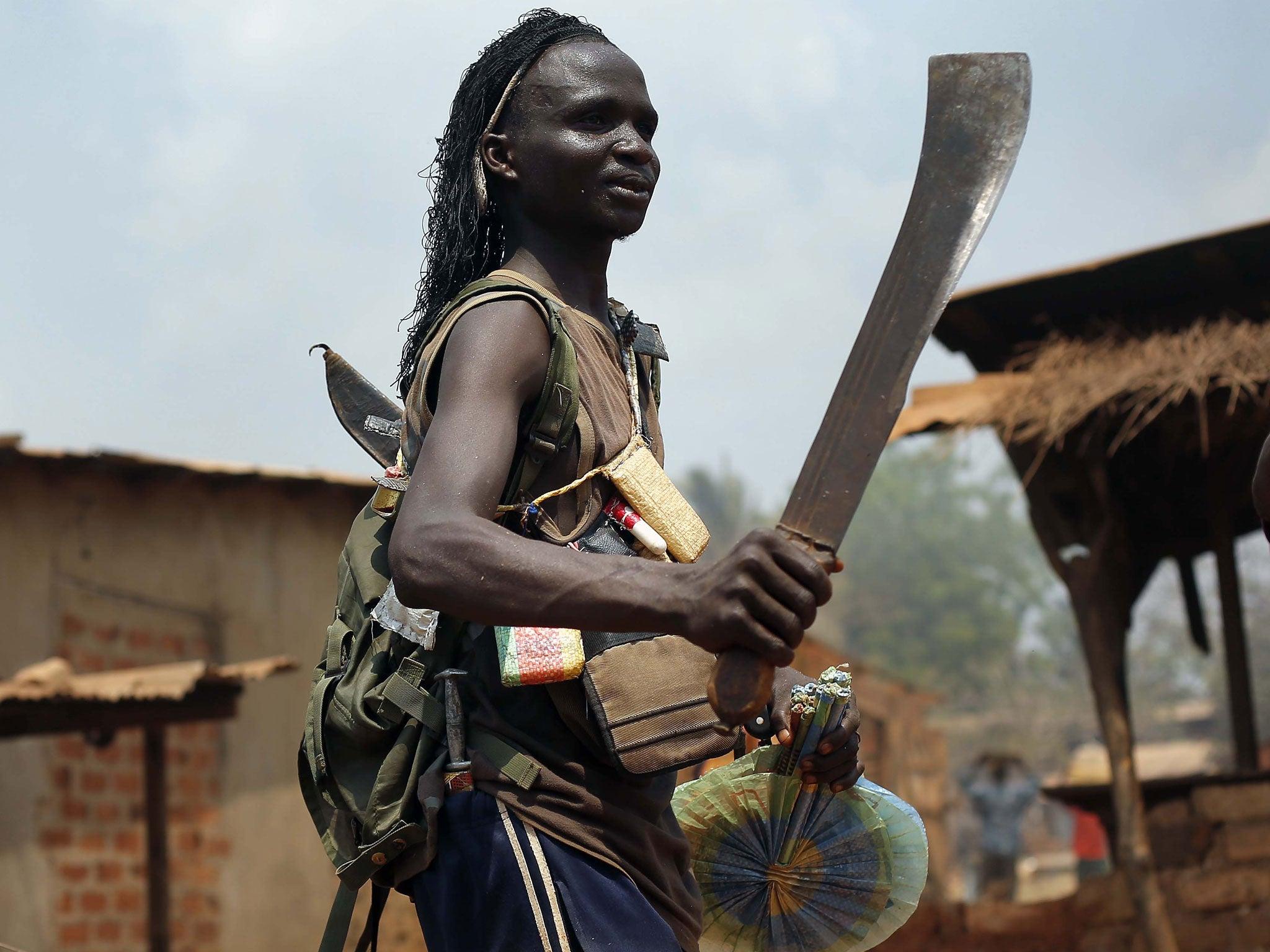 Dating Girl in Bangui